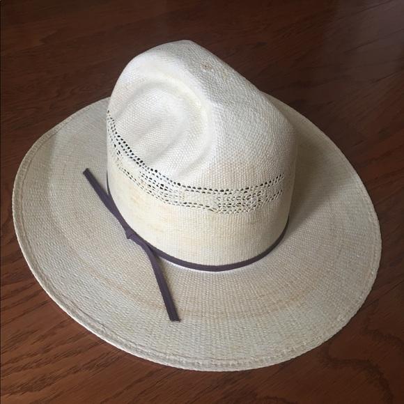 0ae19aa0e87 American Hat Company Other - American Hat Company Bangora Straw Cowboy Hat